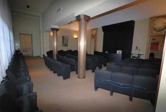 La sala conferenze dell'Ordine